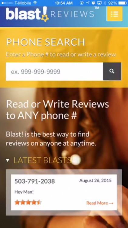 Blast Reviews by Blast Reviews, LLC
