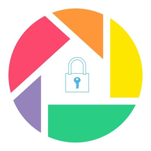 HiVault - photo vault phhhoto app lock Keep safe & Private Pictures share it & Videos by Free Secret Picture Locker Apps iOS App