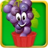 Catch The Fruit - Fill Fruit In Basket, Fruit Mania Puzzle Game fruit