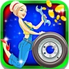 Hand Tools Slots: Spin the magical Worker Wheel and gain special bonus rounds