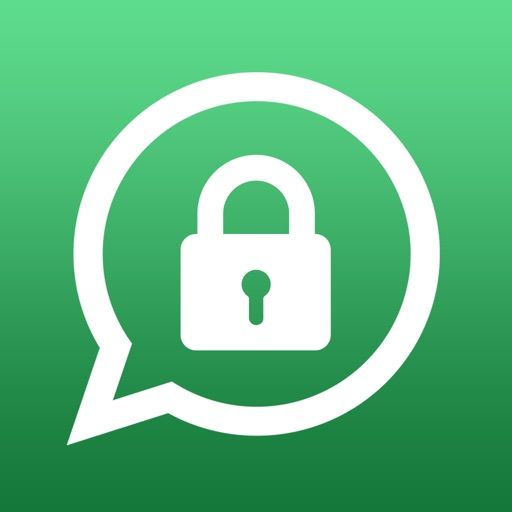 Lock for WhatsApp - Password Passcode & Fingerprint Protection for Imported Messages iOS App