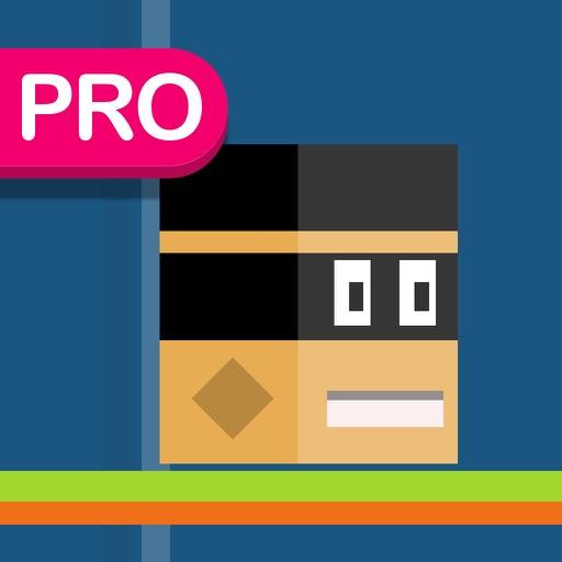 Prison Ninja Fun Run Pro - Little Blocky Cube Run iOS App