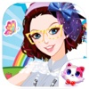 She Is Pretty - Dress Up For Girls,Free Funny Games