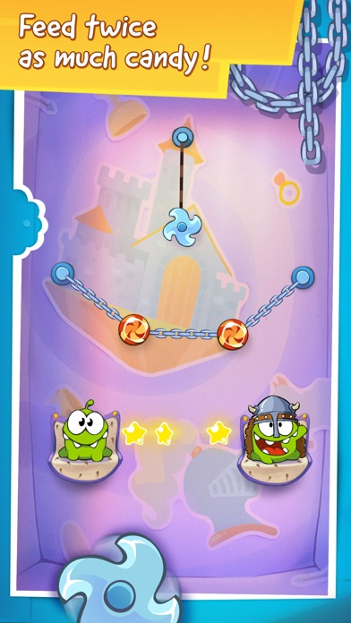 Screenshot #9 for Cut the Rope: Time Travel™