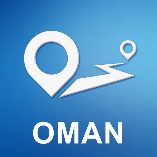 阿曼 离线GPS 导航和地图