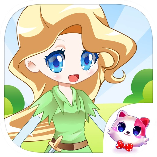 Anime Elf Dress Up - Fashion Prom,Girl Make Up Salon Free Games Icon