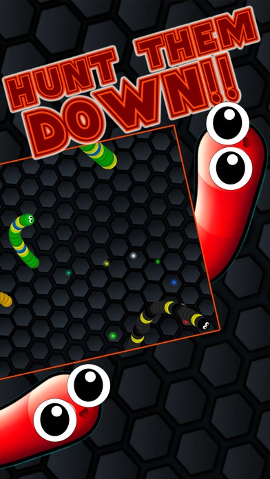 アナコンダ蛇 I O 戦争 - 巨大なくねくねヘビ ゲームのスクリーンショット4