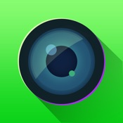 Green Screen App - (A Chroma key Studio Pro) - Real time keying effect.