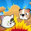 Cat Vs Dog physics game - pets fighting free game