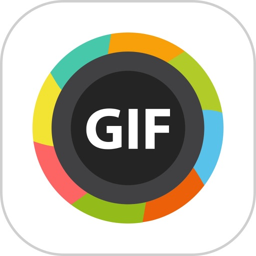 Live Camera Gif - GIF Maker to convert video to gif & photo to gif Editor iOS App