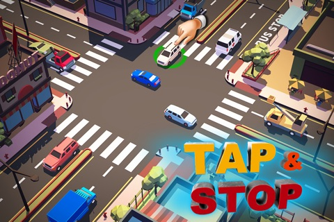 Traffic Chaos 3D screenshot 2