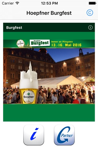 Hoepfner Burgfest screenshot 1