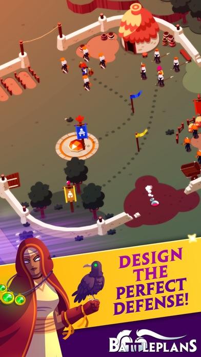 Battleplans - #1 Battle Strategy & Defense Game screenshot three