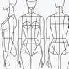 Prêt à Template - App for drawing fashion sketches
