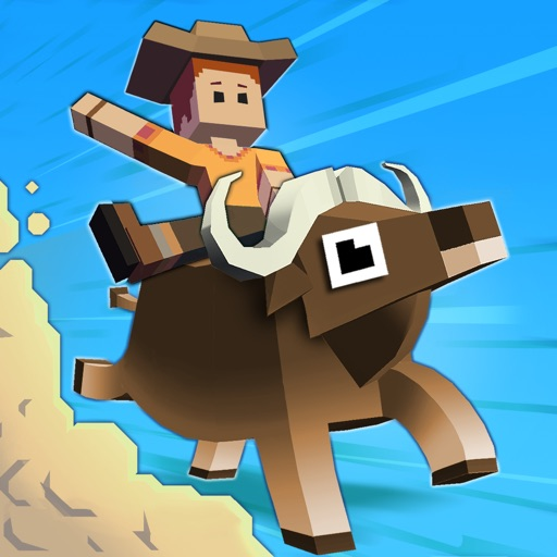 Rodeo Stampede - Sky Zoo Safar... app for ipad