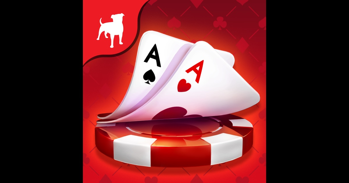 Itunes poker by zynga