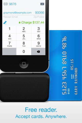 Credit Card Terminal & Reader screenshot 1