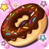 Пончик Матч - Ослеплять Cookie Раздавить Пончик