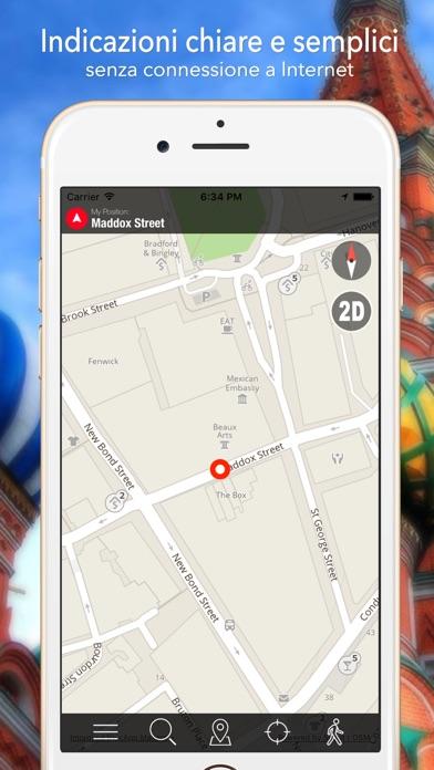 Screenshot of Sorrento Offline Mappa Navigatore e Guida5