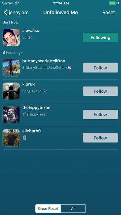 Followers Pro + for Instagram Screenshot 7