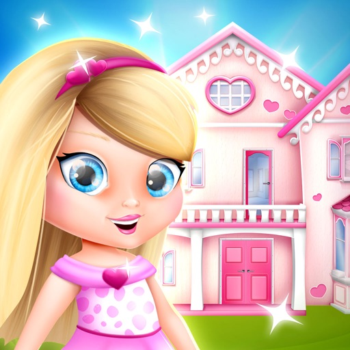 Pet House Games For Girls: Dollhouse For Pets