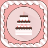 Birthday Frames - Text On Photo & Party Stickers