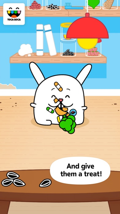 Toca Pet Doctor Screenshots