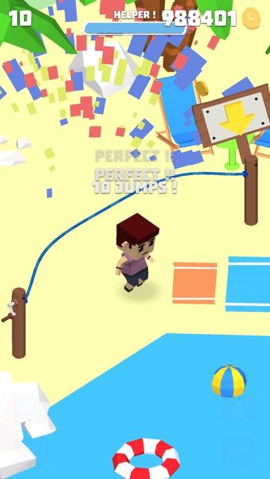 Jumpy Rope - Endless Arcade Jumper Screenshot