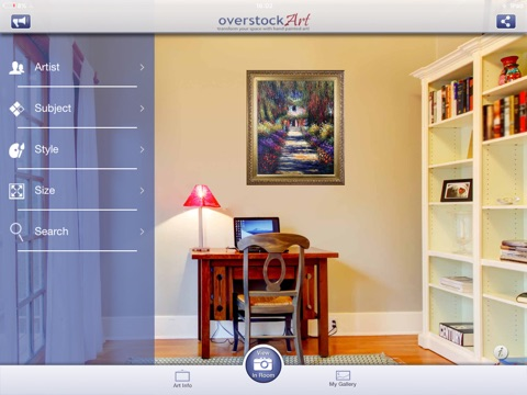 overstockArt.com Oil Paintings HD screenshot 3