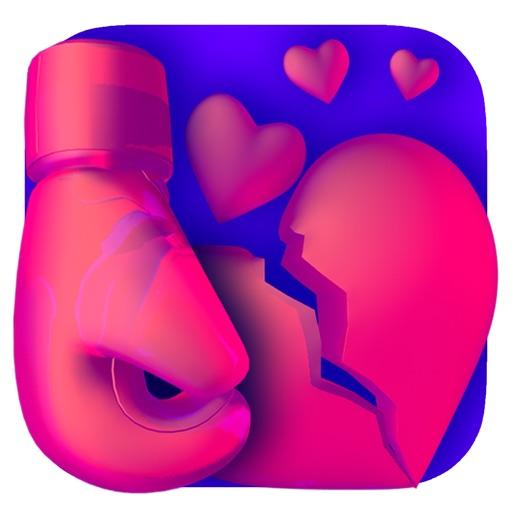 Celebrity Love Triangle iOS App