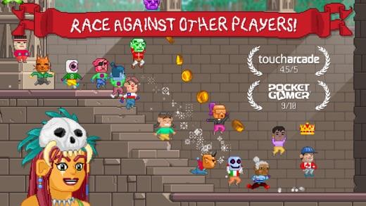 ReRunners: Race for the World Screenshot