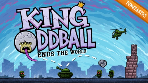 King Oddball Screenshot