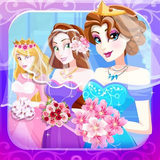 Игра свадьбы принцесса деревня для девочки