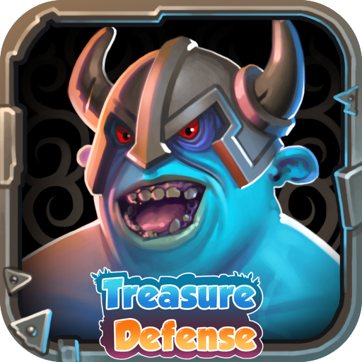 宝藏防御:Treasure Defense【益智塔防】