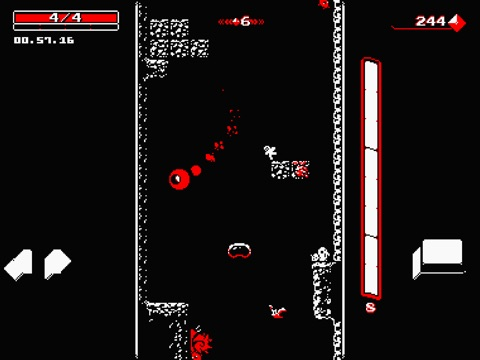 Screenshot #3 for Downwell