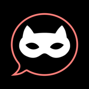Anonymous Chat Rooms with random strangers for dating and meeting new people online – AntiChat icon