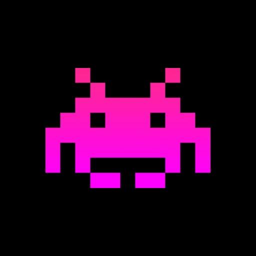 SpaceInvadersStickerPack