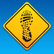 WalkJogRun GPS Running Routes icon