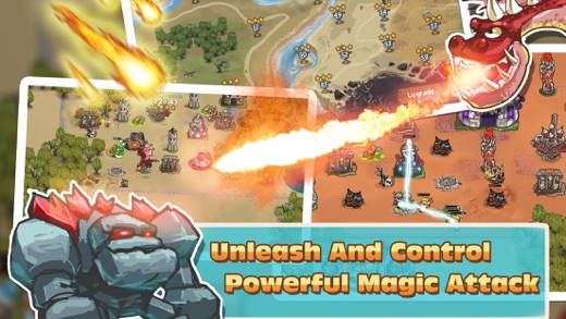 Kingdom Reborn - Art Of War Screenshot