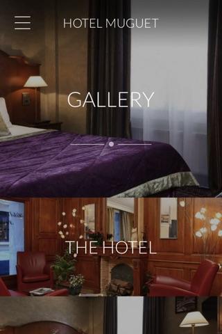 Hotel Muguet screenshot 2