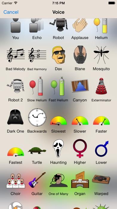 Voice Changer Plus iPhone