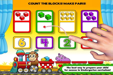 Abby Monkey Basic Skills Pre K screenshot 2
