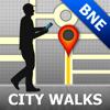 Brisbane Map and Walks, Full Version