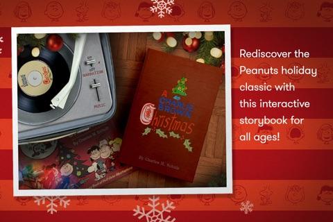 A Charlie Brown Christmas + iMessage Sticker Pack! screenshot 1