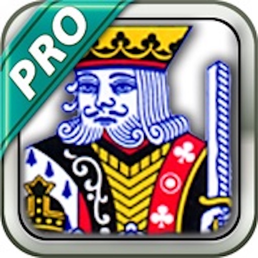 Freecell Adult Card Solitaire Game - Shark Collection Pro iOS App