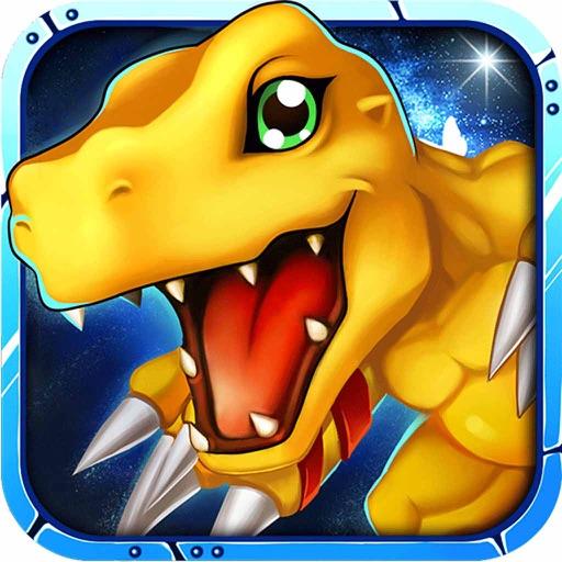 数码宝贝-免费送顶级神奇宠物,成就精灵梦,经典动漫RPG卡牌手游