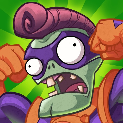 Plants vs. Zombies™ Heroes app for ipad