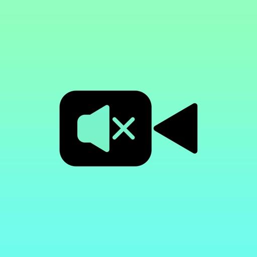 動画の音を消す - VSilencer