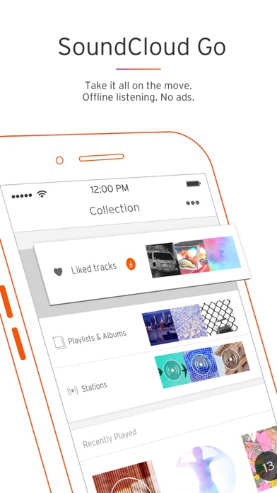 download SoundCloud - Music & Audio apps 1