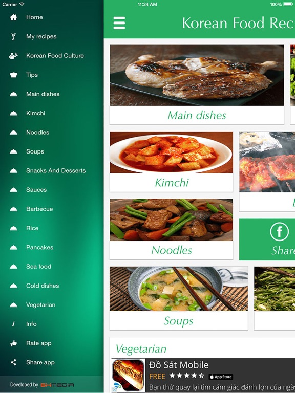 App shopper korean food recipes best cooking tips ideas food whats new forumfinder Images
